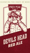 Pikes Peak Devils Head Red