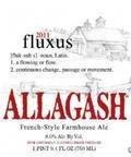Allagash Fluxus 2011 - Bi�re de Garde