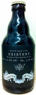 Stillwater Barrel Aged Series - Existent - Belgian Strong Ale