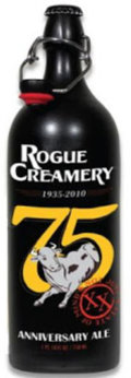 Rogue Creamery 75th Anniversary Ale - American Strong Ale