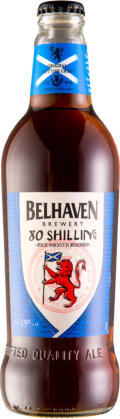 Belhaven 80 Shilling Export (Bottle)