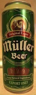 M�ller Beer