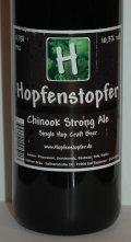 H�ffner Br�u Hopfenstopfer Chinook Strong Ale
