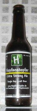 H�ffner Br�u Hopfenstopfer Citra Strong Ale