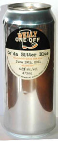 Wellington Ce� Da Bitter Blue