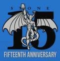 Stone 15th Anniversary Escondidian Imperial Black IPA - Black IPA