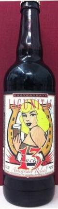 Lagunitas Lucky 13.alt - American Strong Ale