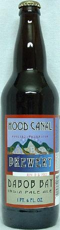 Hood Canal Dabob Bay IPA