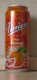 Union Radler Red Orange