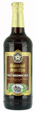 Samuel Smiths Nut Brown Ale - Brown Ale