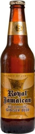 Royal Jamaican Alcoholic Ginger Beer - Spice/Herb/Vegetable