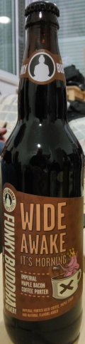 Funky Buddha Wide Awake It�s Morning - Imperial Stout