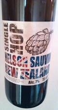Single Hop Nelson Sauvin (Delhaize) - India Pale Ale (IPA)