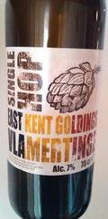 Single Hop East Kent Goldings (Delhaize) - India Pale Ale (IPA)