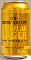 Pine Creek River Valley Regular Lager - Pale Lager