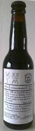 De Molen V Years - 20k - Black IPA