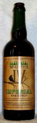 Black Raven Malt and Vine IV