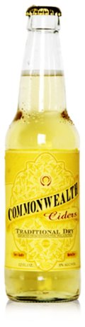 Commonwealth Ciders Traditional Dry Cider