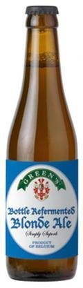 Green�s Blond - Belgian Ale