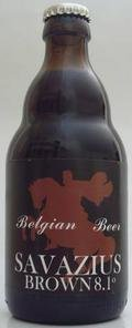 Savazius Brown 8.1 - Belgian Strong Ale