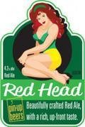 Pin-Up Red Head