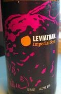 Harpoon Leviathan Imperial Rye
