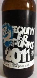 BrewDog Equity For Punks 2011 - Black IPA
