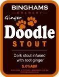 Binghams Ginger Doodle Stout