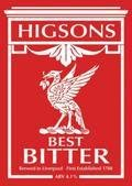 Liverpool Organic Higsons Best Bitter
