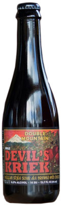 Double Mountain Devils Kriek (2011-)