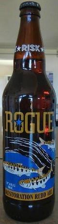 Rogue Restoration Redd Ale