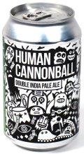 Magic Rock Human Cannonball - Imperial/Double IPA