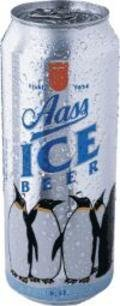 Aass Ice Beer - Pale Lager