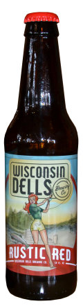 Wisconsin Dells Rustic Red