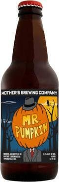 Mother�s Mr. Pumpkin