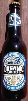 Pacific Western NatureLand Organic Festbier - Oktoberfest/M�rzen