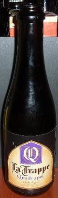 La Trappe Quadrupel Oak Aged Batch #7