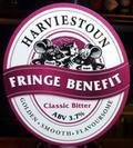 Harviestoun Fringe Benefit - Bitter