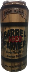 Great River Barrel Aged Farmer Brown