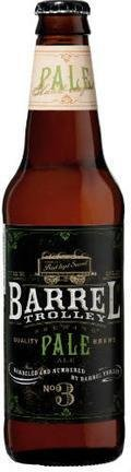 Barrel Trolley Pale Ale