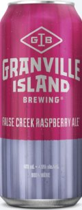 Granville Island False Creek Raspberry Ale