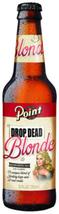 Point Drop Dead Blonde Ale