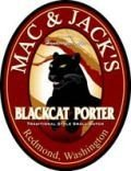 Mac and Jacks Blackcat Porter - Porter