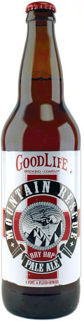GoodLife Mountain Rescue Dry Hop Pale Ale