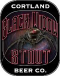 Cortland Black Widow Imperial Stout