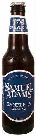 Samuel Adams Oaked Ale - English Pale Ale