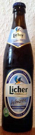 Licher Weizen Alkoholfrei - Low Alcohol