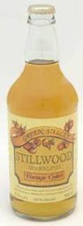 Green Valley Stillwood Sparkling Vintage Cyder (Bottle)