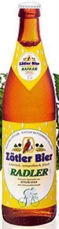 Z�tler Radler - Fruit Beer