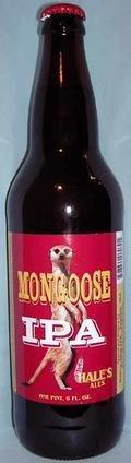 Hale�s Mongoose IPA